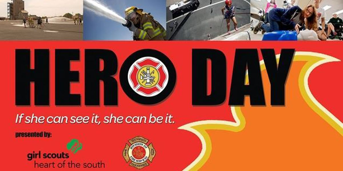 """Girl Scouts and MFD to host """"HERO Day"""" to empower young women"""