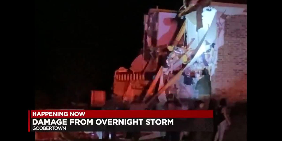 Assessing the damage of Thursday's storms
