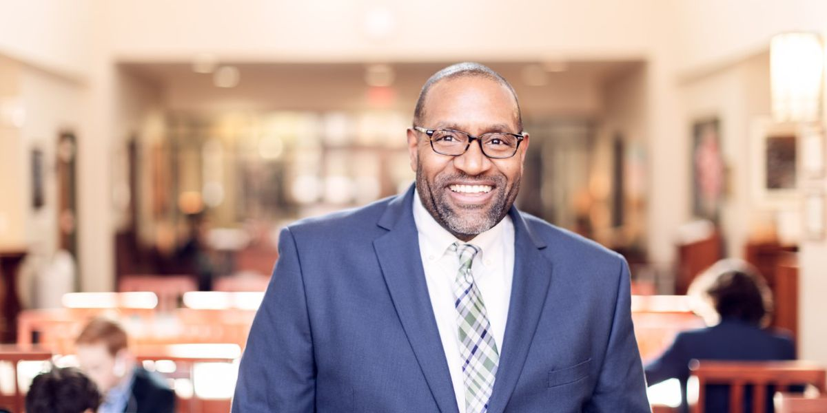 St. George's new head of school becomes school's first Black leader