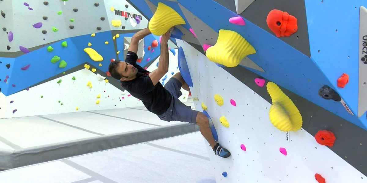 New climbing facility will have visitors pay what they can afford