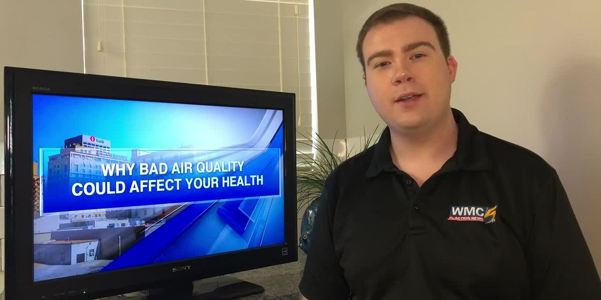 Breakdown: Why bad air quality could affect your health