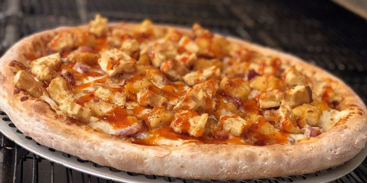 Chicken and waffles pizza is the pie we never knew we needed, until now