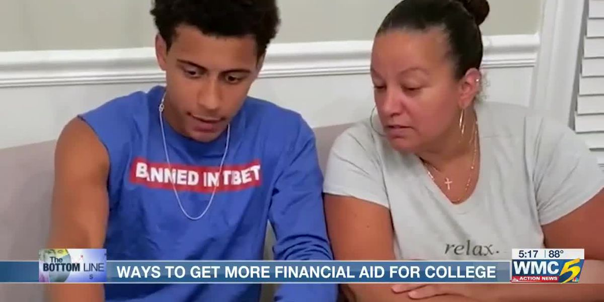 Bottom Line: Consumer Reports reveals how to get more financial aid if you need it