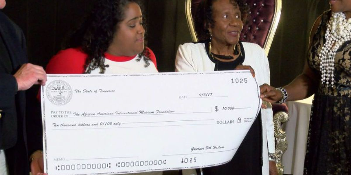 African-American museum gets $10K boost