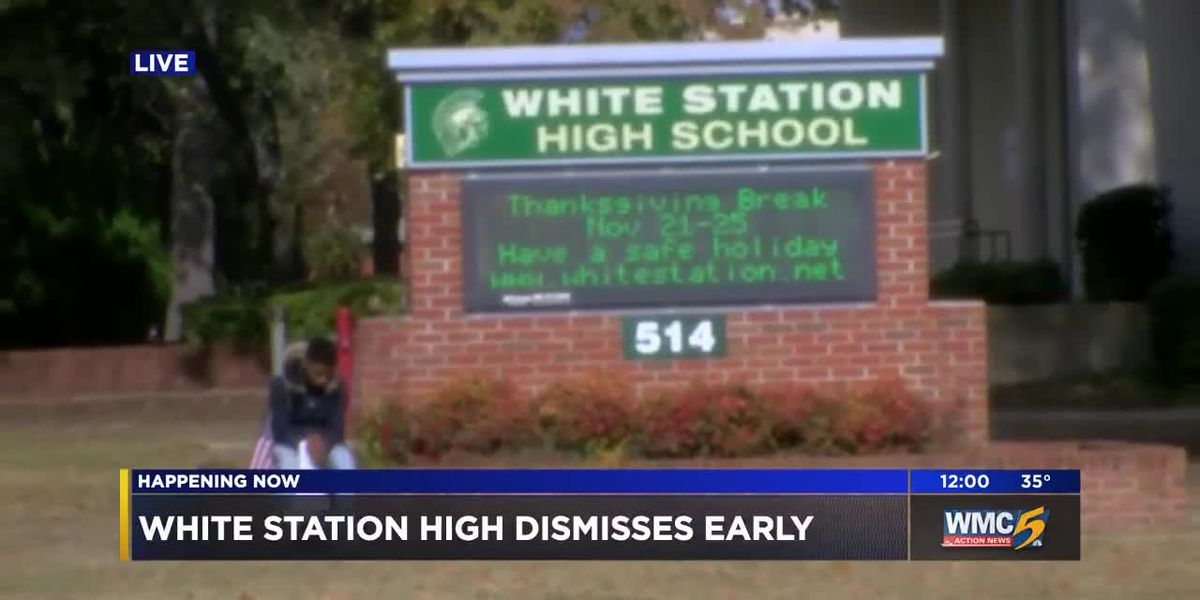 White Station dismisses students again over faulty heating