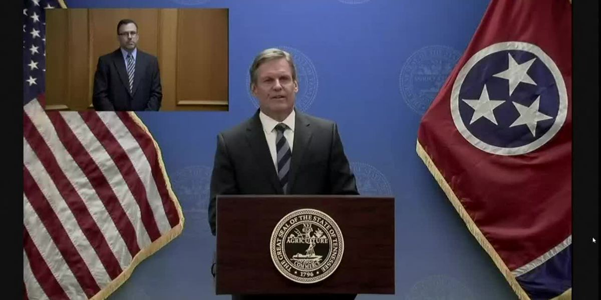 Gov. Bill Lee issues guidance for non-contact sports, summer camps, higher education institutions in Tennessee