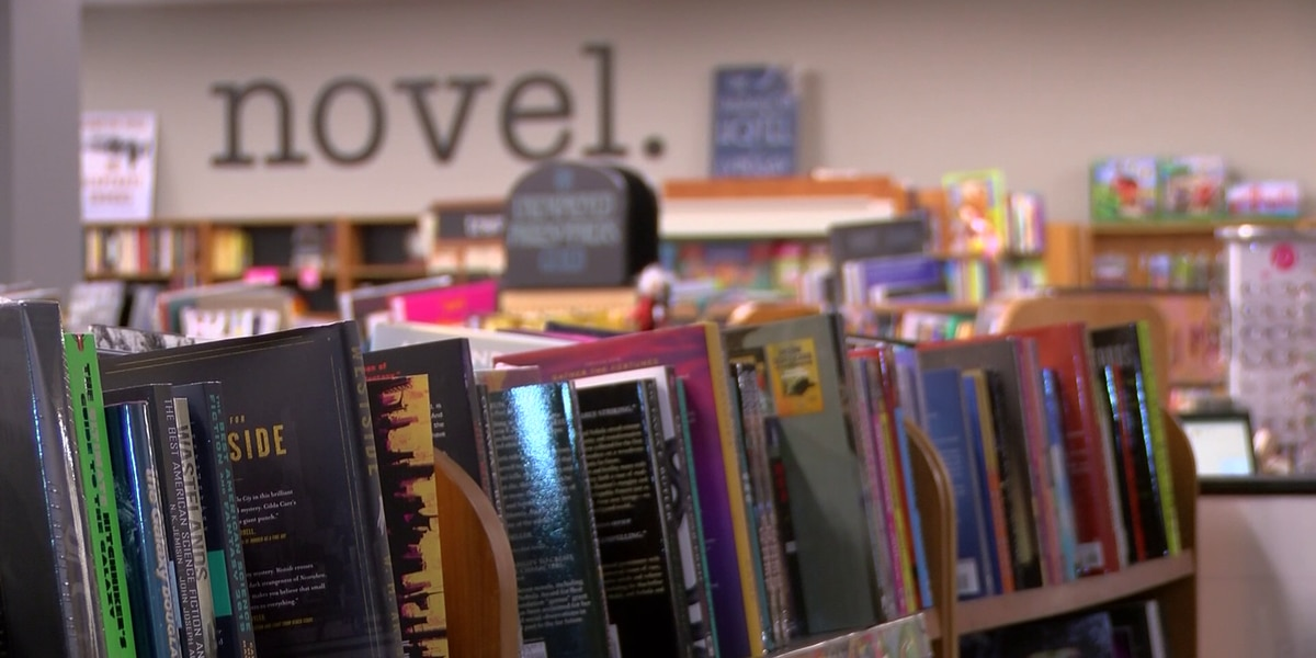 Novel bookstore sees uptick in online orders amid COVID-19 pandemic