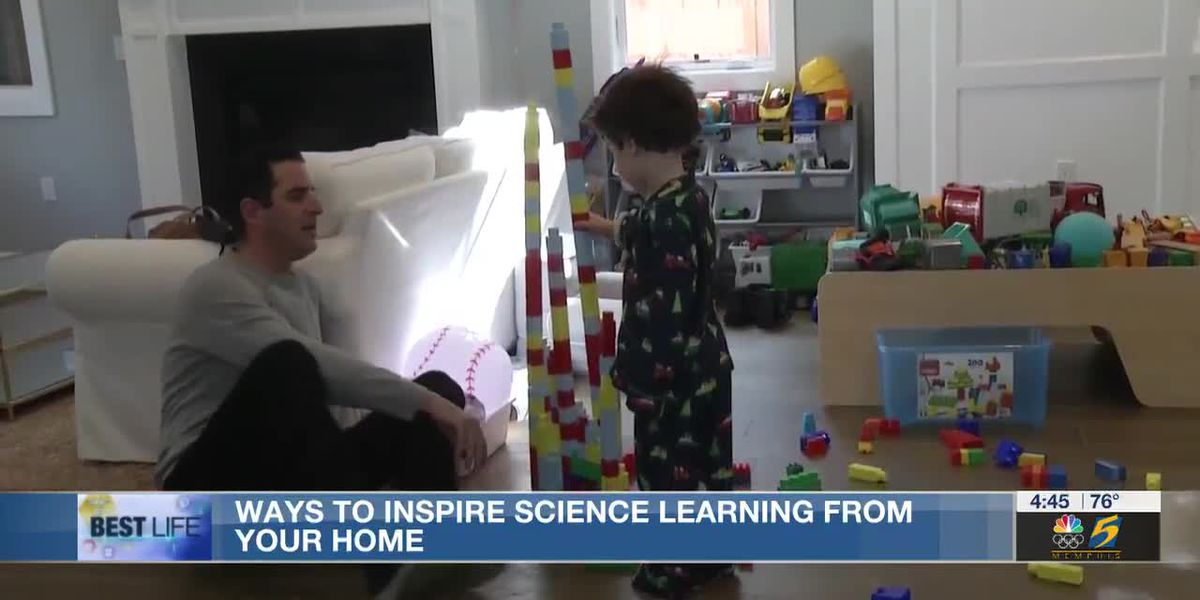 Best Life: Inspiring science learning at home