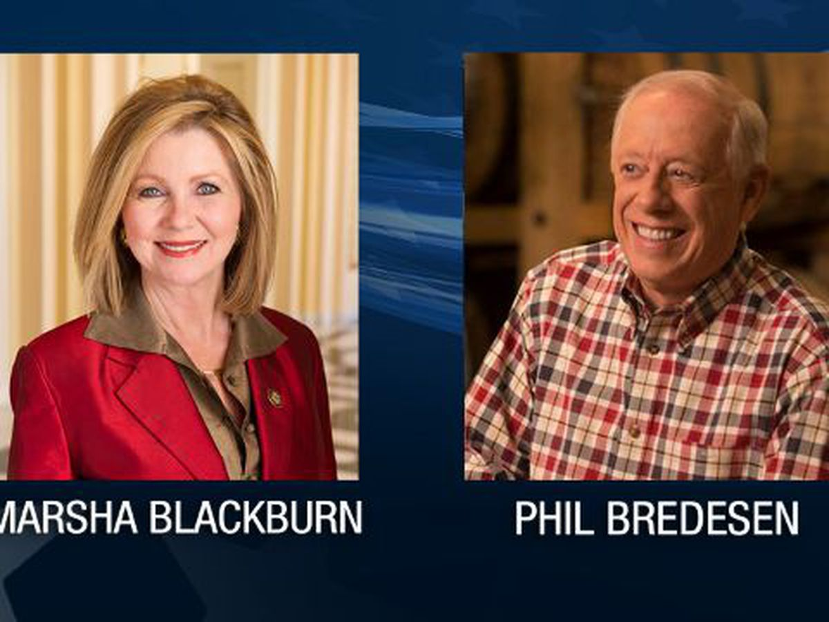 Poll shows close race for Tennessee Senate seat