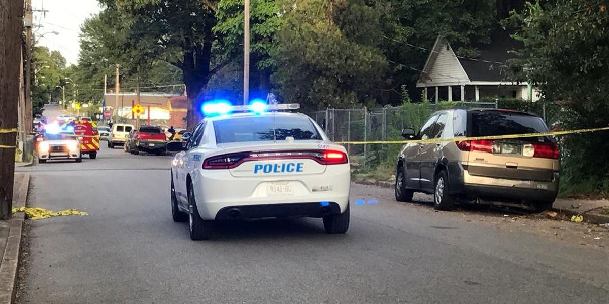 1 killed, 1 injured in Orange Mound shooting