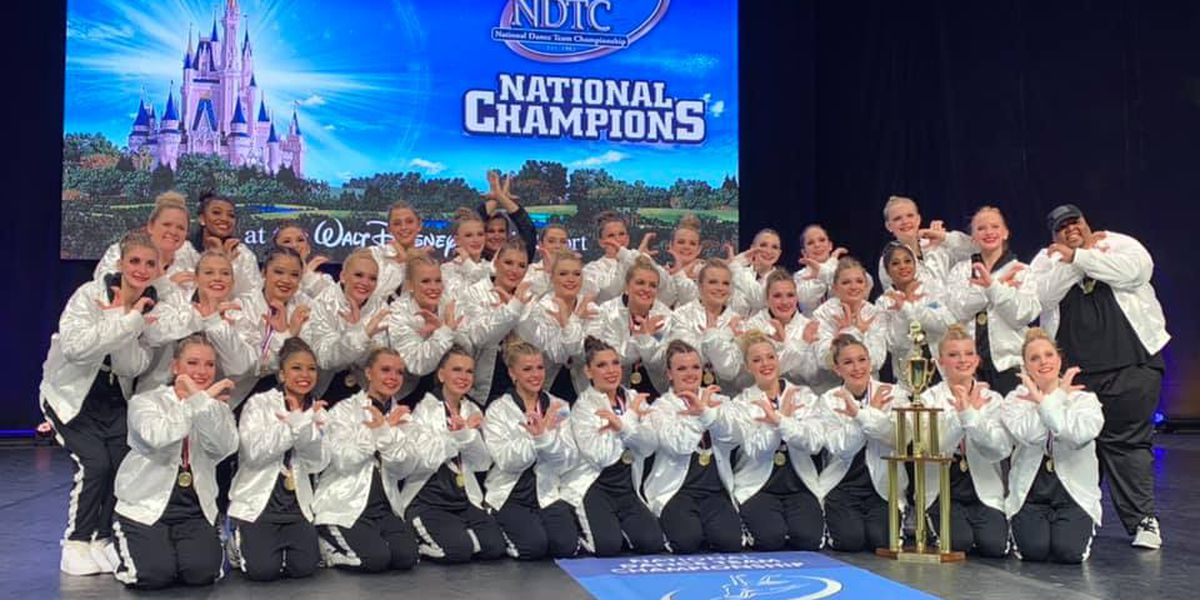 Mid-South dance teams win big at national competition