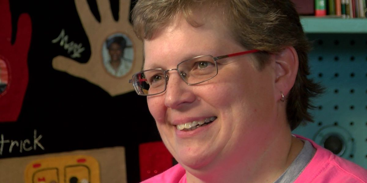 MID-SOUTH HERO: Woman turns 'selfish' past into life of service