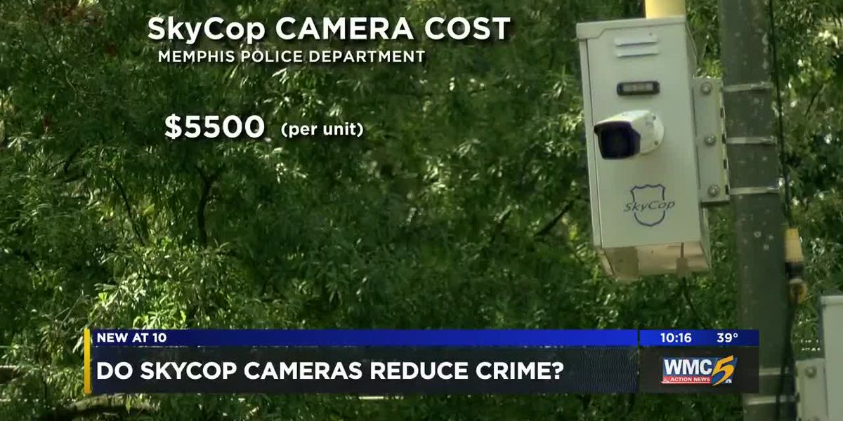 Do SkyCop cameras actually reduce crime?