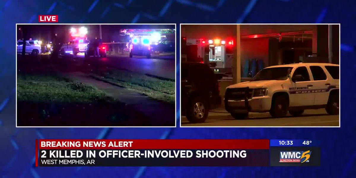 2 killed in officer-involved shooting