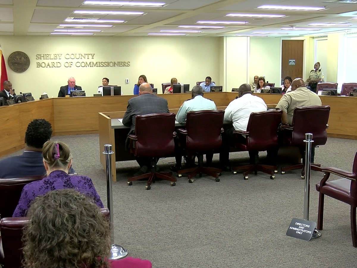 Shelby Co. Commission, municipal police departments hope to deploy surveillance cameras soon