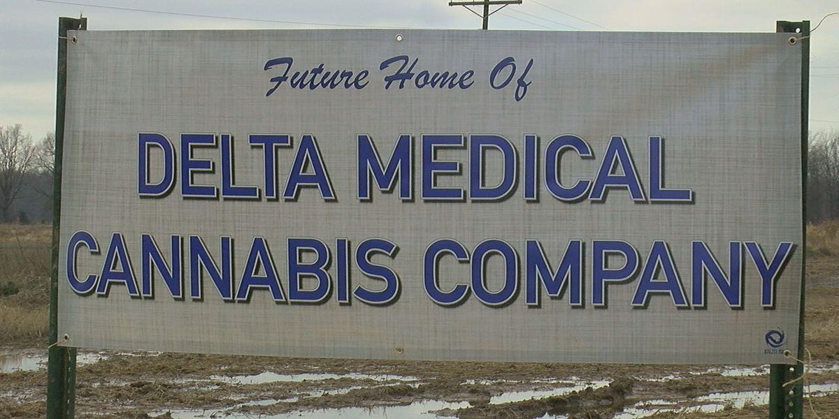Medical marijuana cultivation facility breaks ground in Jackson County