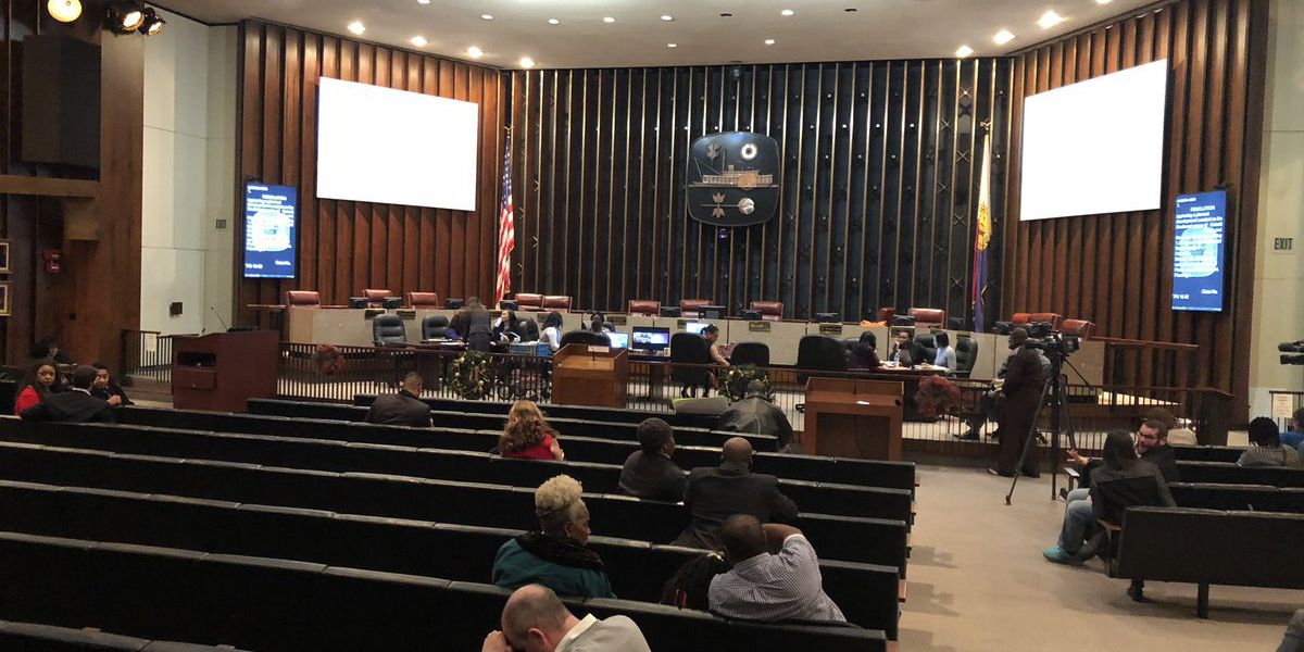 Candidate for Memphis City Council withdraws from race to fill District 1 seat