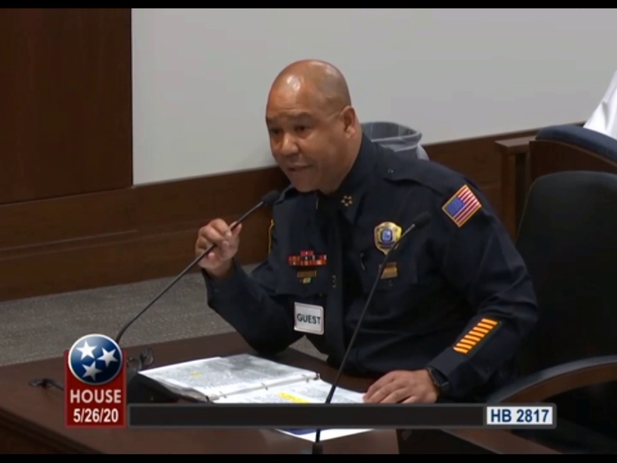 MPD director pleads to stop permitless carry bill