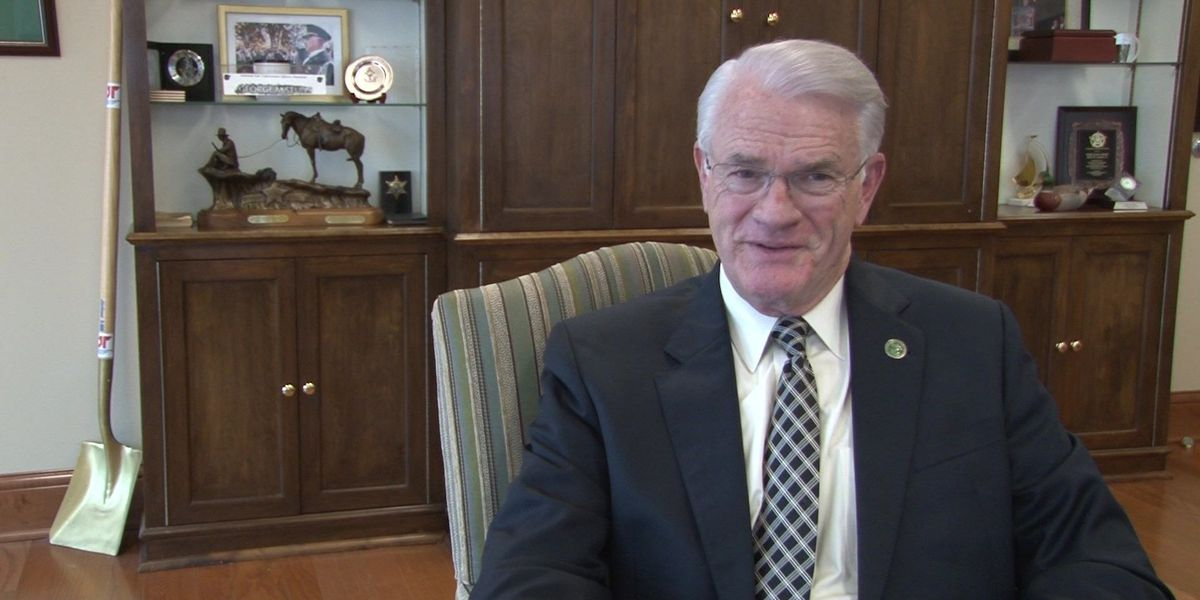 Luttrell tackles opioid epidemic in final State of the County address