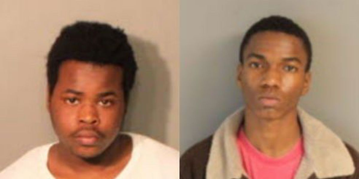 Two convicted of robbing Whitehaven student in 2014
