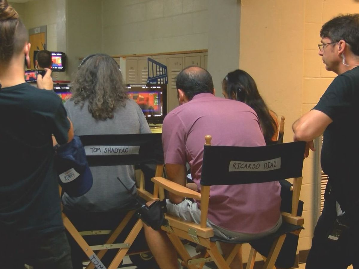 Film industry picking up steam in the Bluff City amid pandemic