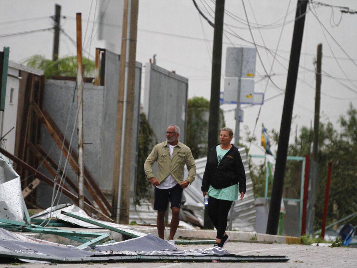 Gulf Coast braces, again, for hurricane as Zeta takes aim