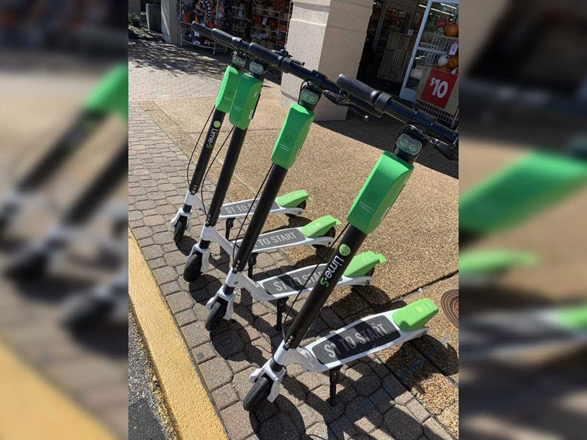 Memphis orders Lime scooter company to remove its scooters.