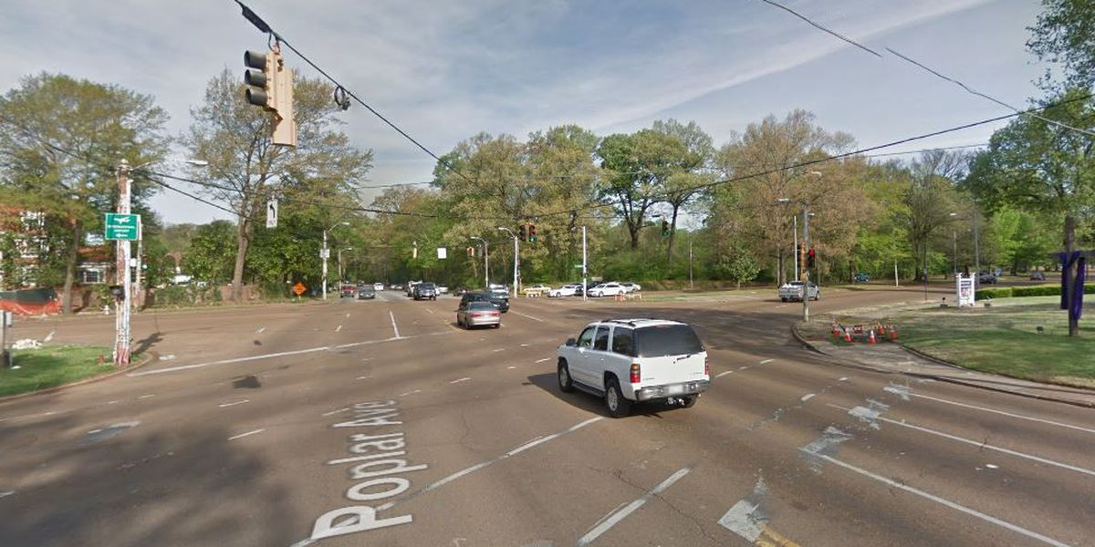 New turn signal installed at Poplar, E. Parkway intersection