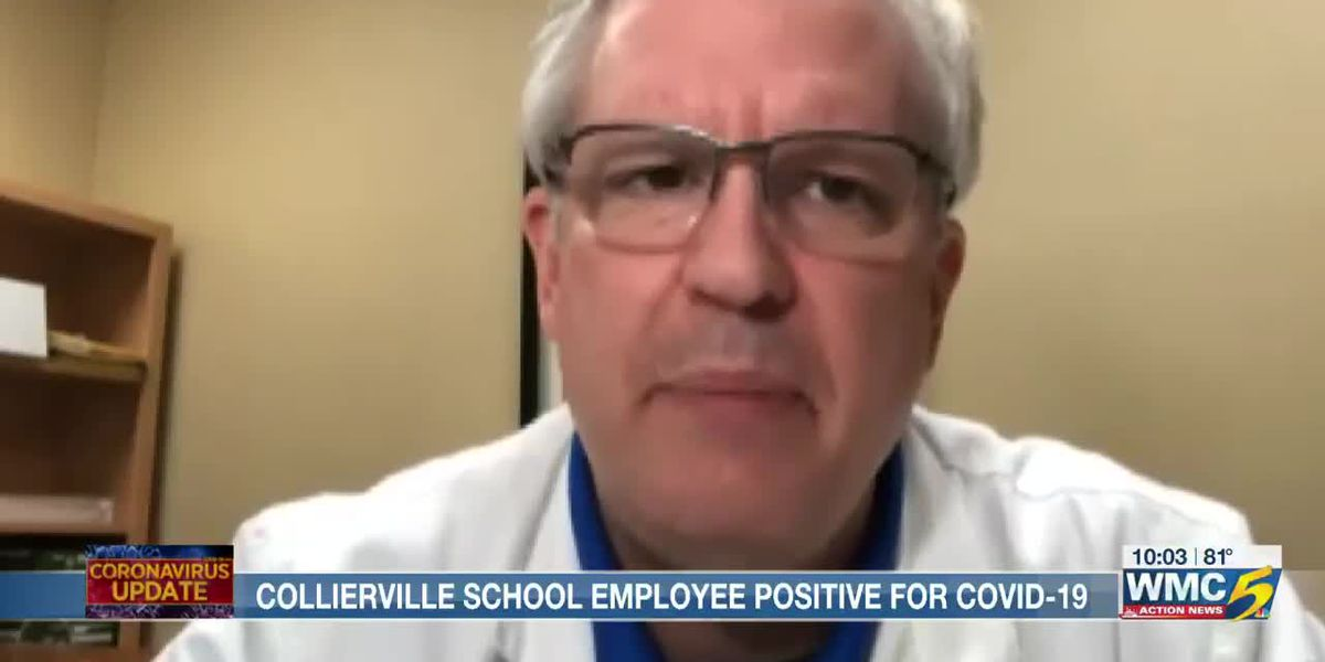 Health expert discusses how schools should respond to COVID-19 cases