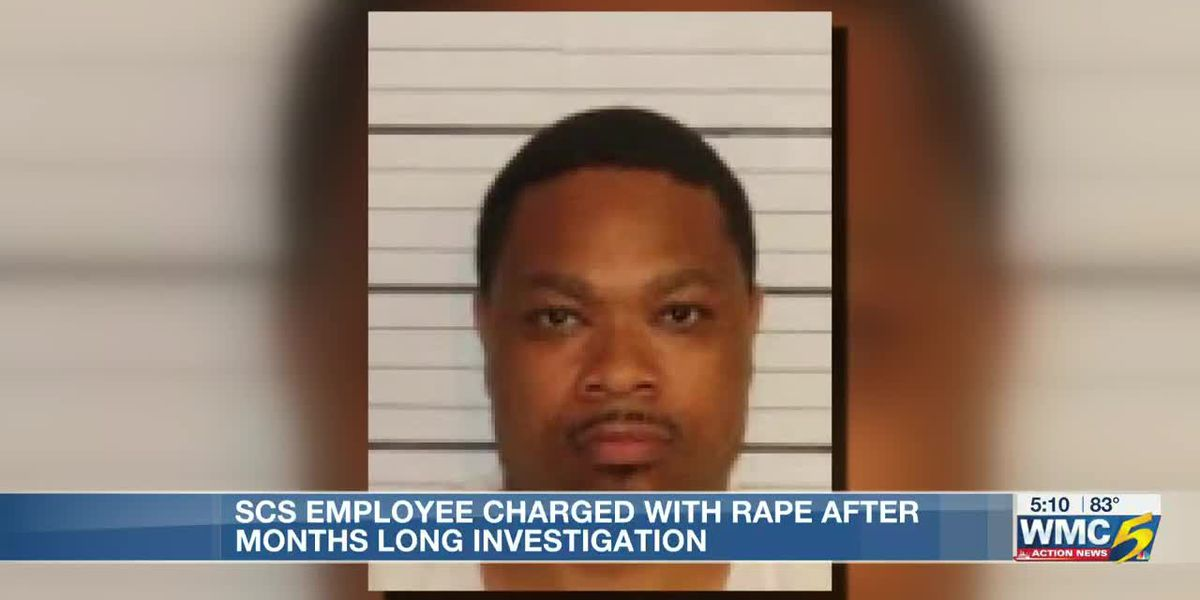 Memphis charter school employee charged with rape after months-long investigation
