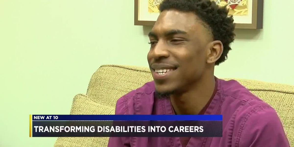Transforming disabilities into careers