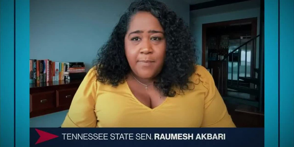 Watch: Tennessee State Sen. Raumesh Akbari speaks Tuesday night at Democratic National Convention