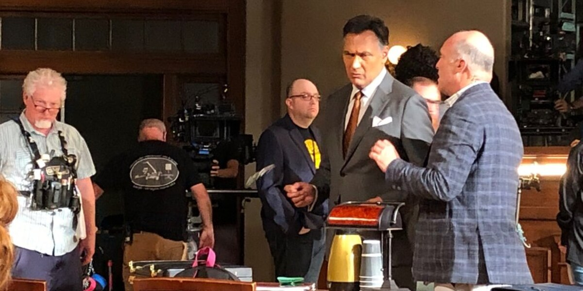 Behind the scenes of NBC's 'Bluff City Law'