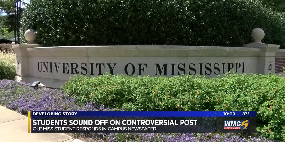 Dean of Ole Miss' Meek Journalism School releases statement on namesake's Facebook post
