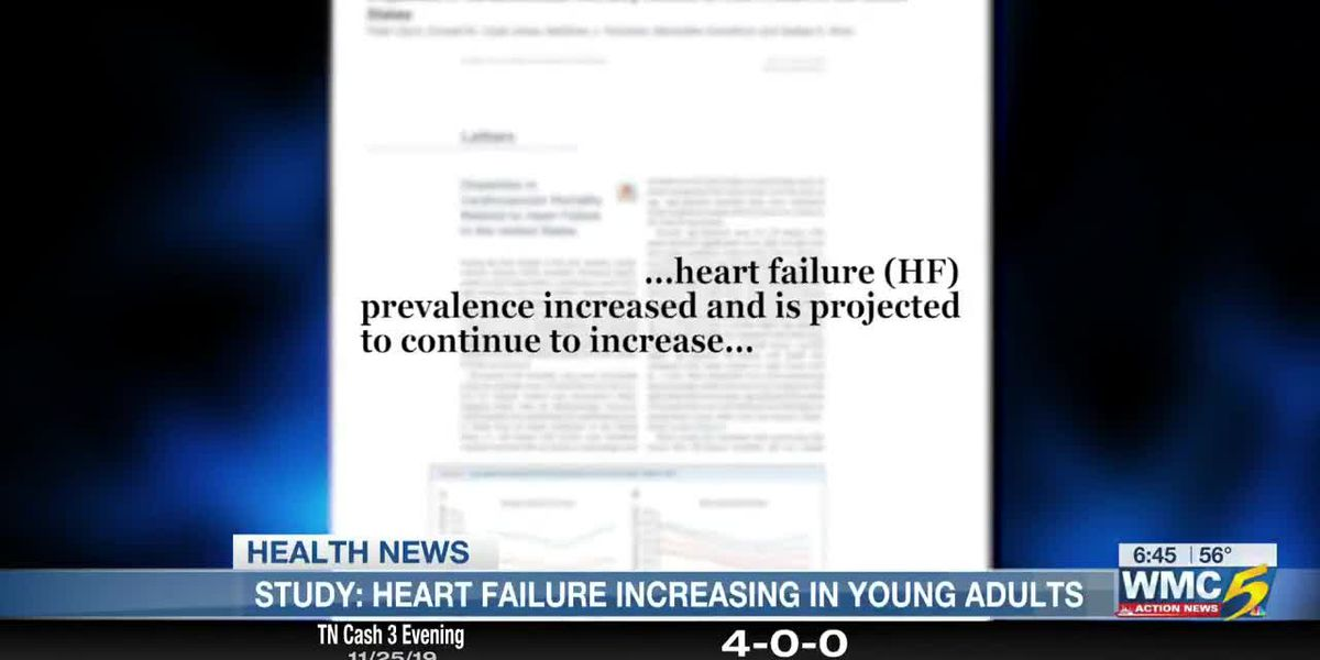 Best Life: Heart failure affecting young adults