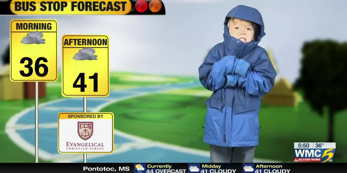 Feb. 6 - Bus Stop Forecast