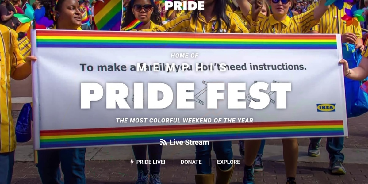 Mid-South Pride Fest goes virtual due to coronavirus concerns