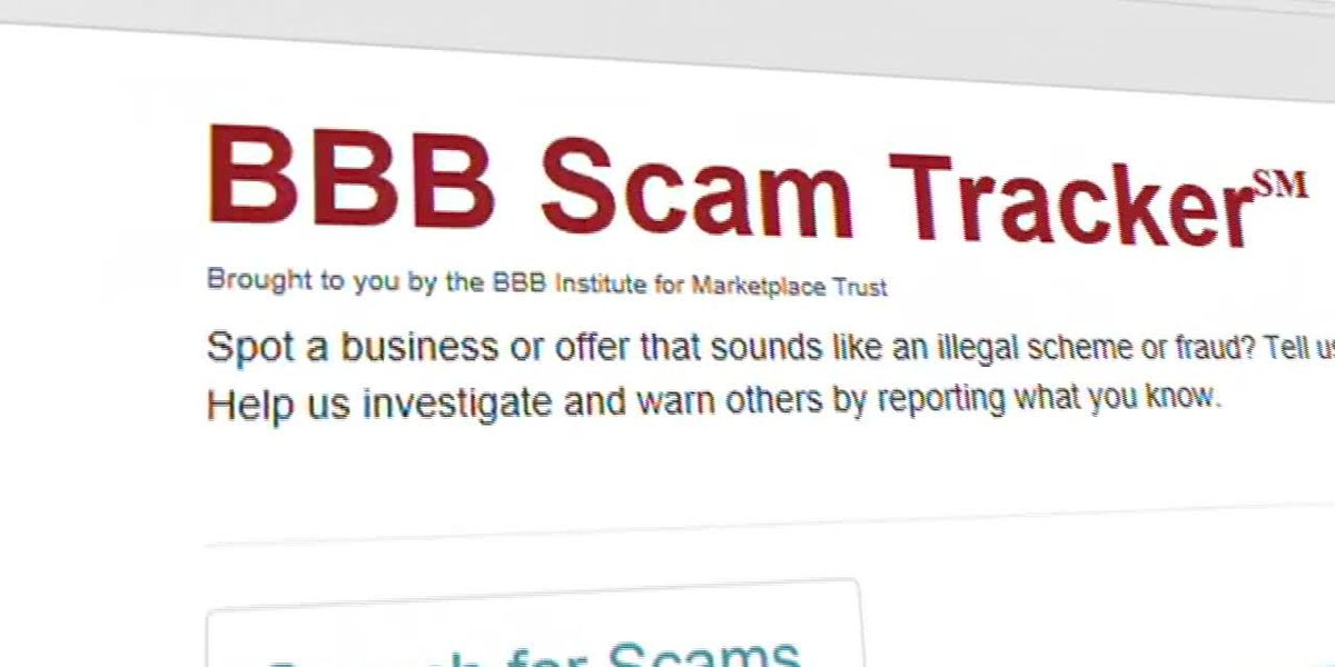 The Investigators: Hundreds of Mid-Southerners have reported scams this year. This tool may help you avoid becoming a victim