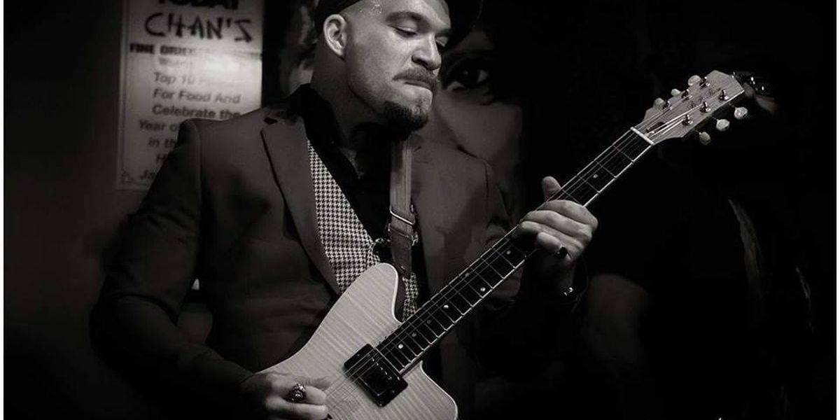 Blues singer Mike Ledbetter dies at age 33