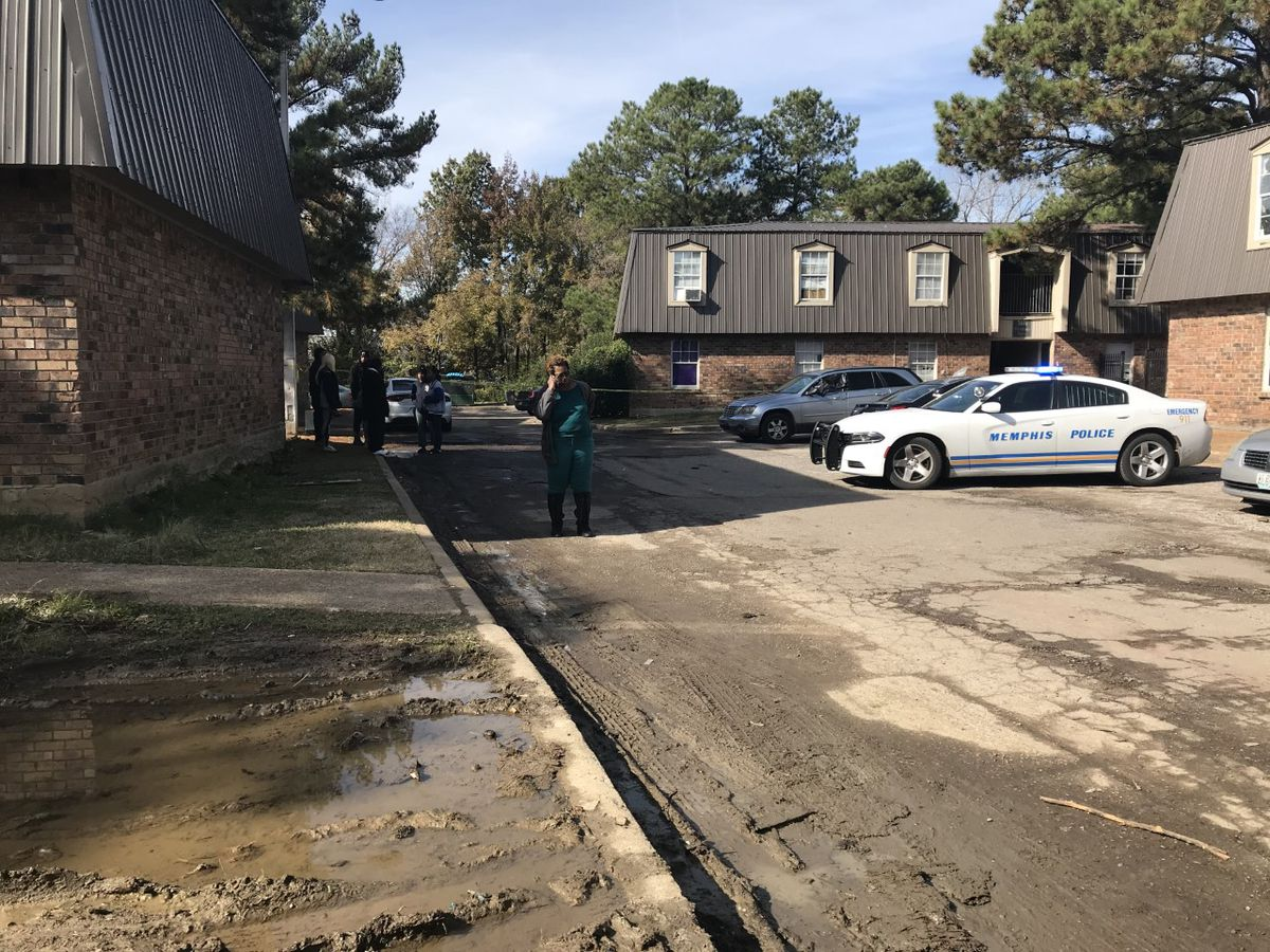 3 found shot, killed at Whitehaven apartment complex