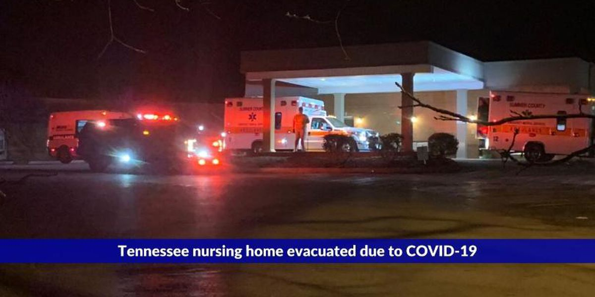 115 nursing home residents, staff test positive for COVID-19 in Sumner County