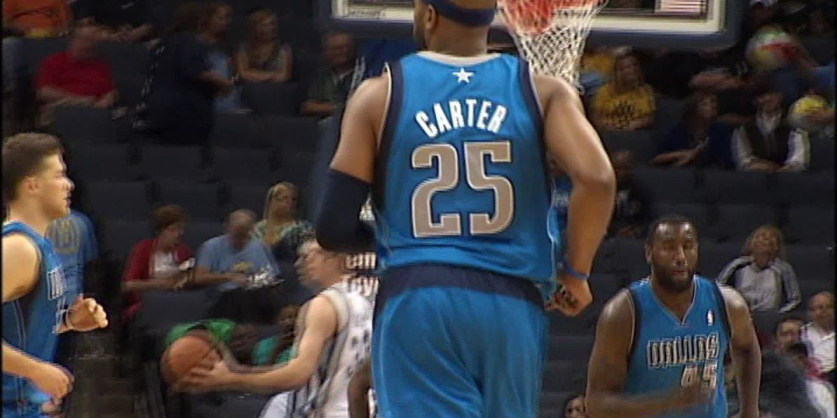 Vince Carter calls it a career