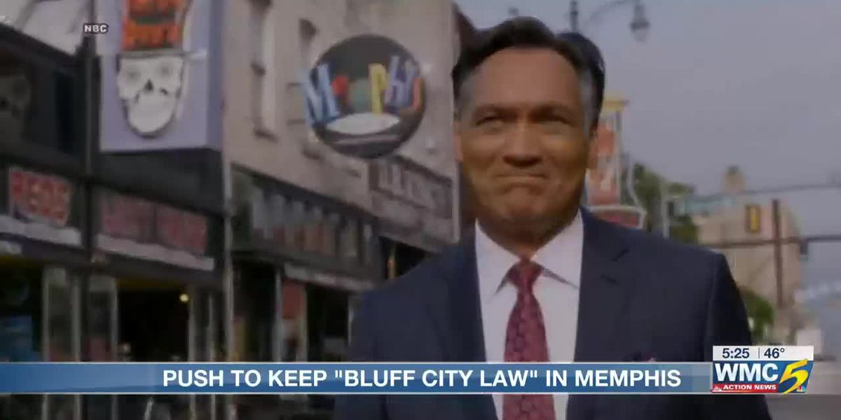 """Strickland pushes for more """"Bluff City Law"""" in Memphis"""