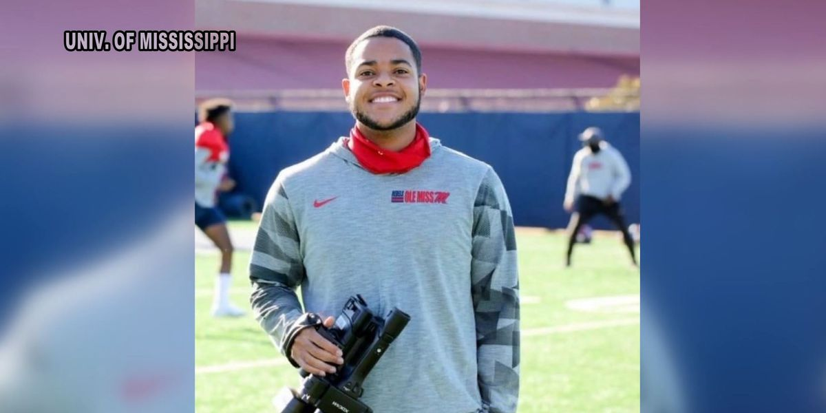 Ole Miss student makes school history, hired to work for NFL