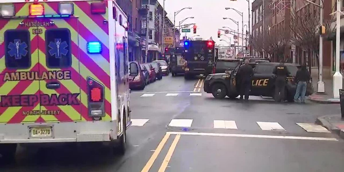 Active shooter situation in Jersey City