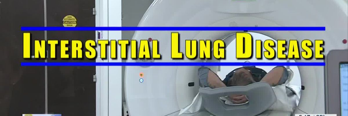 Best Life: New drug to treat interstitial lung disease