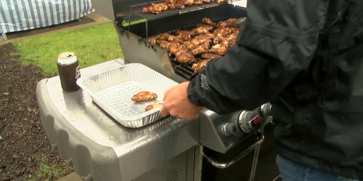 17th annual Southern Hot Wing Festival kicks off at Tiger Lane