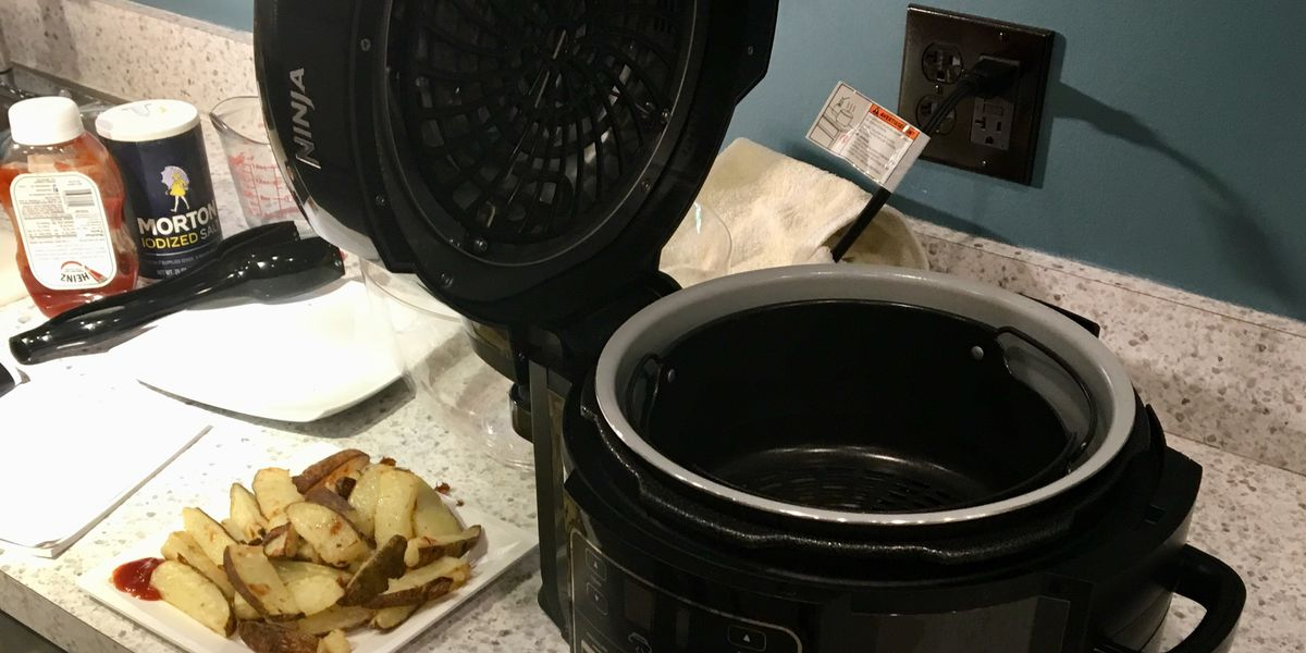Bottom Line: Consumer Reports reveals what not to cook in an air fryer