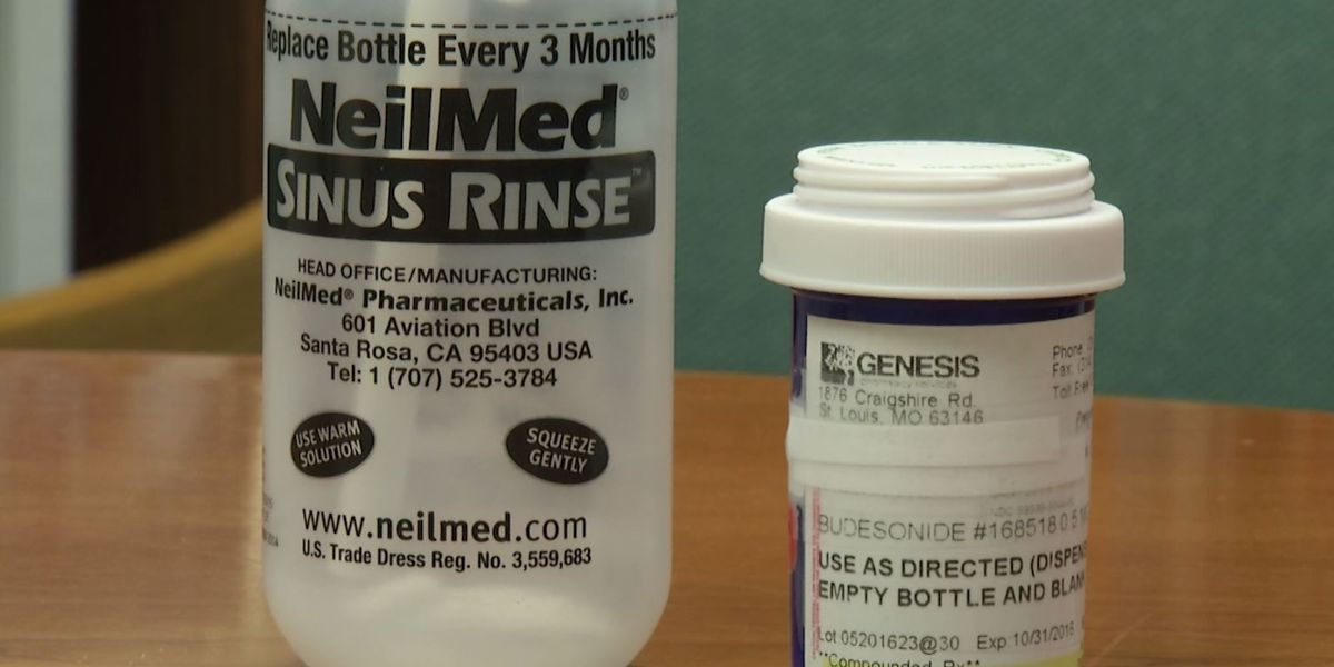 Doctors test new drug to relieve chronic sinusitis