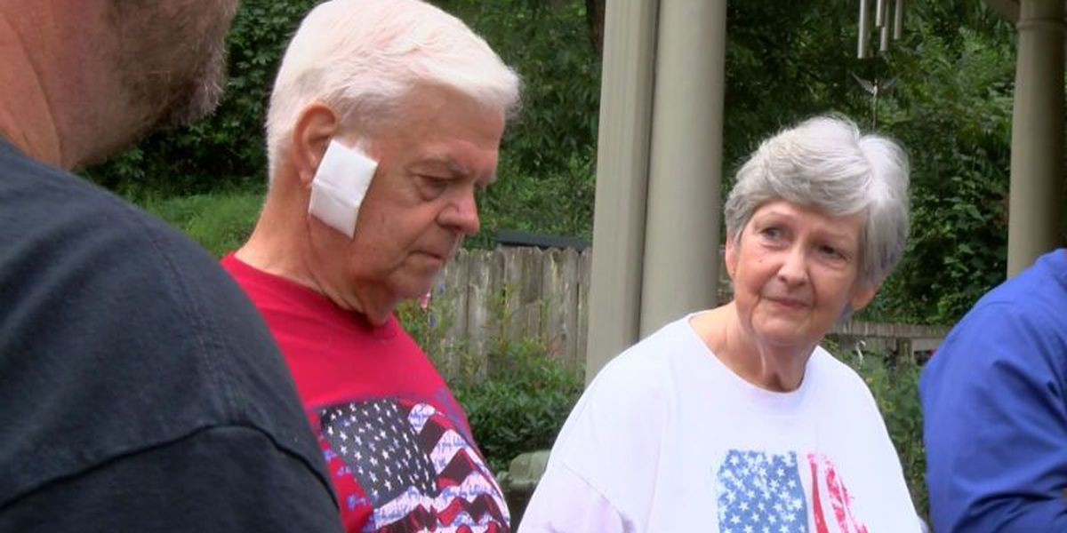 Community helps Raleigh couple after home shooting
